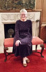 Janet Kreger at Martha Cook