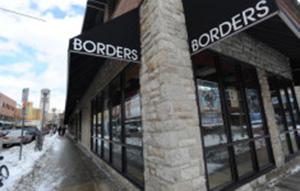 Borders, Ann Arbor