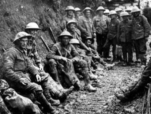 All's quiet on Western Front still