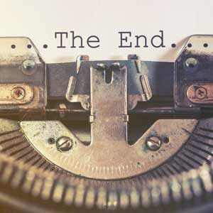 """The End,"" stock"