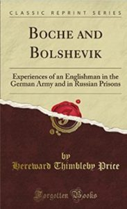 Boche and Bolshevik book cover