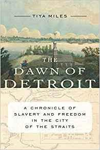 The Dawn of Detroit book cover