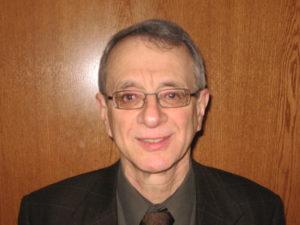 Alan Eiser, PhD, (Image courtesy of Alan Eiser.)