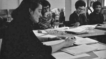 Barbara Newell, 1971