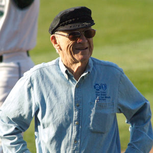 Ernie Harwell in 206
