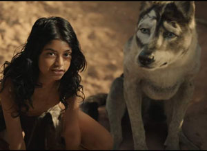 Rohan Chand as Mowgli (Warner Bros., 2018)