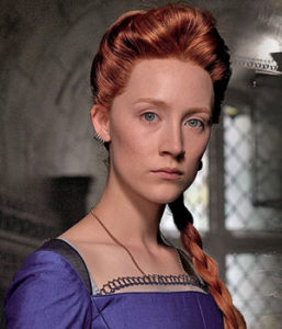 Saoirse Ronan as Mary Queen of Scots (Focus Features, 2018)