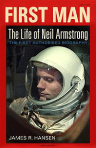 First Man book cover