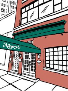Neary's (Midtown East, Manhattan) by John Tebeau