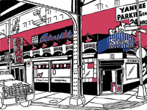 Stan's (Near Yankee Stadium, The Bronx) by John Tebeau