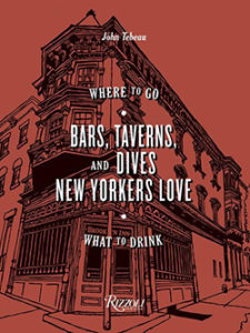 Tebeau Book: Bars, Taverns, and Dives New Yorkers Love