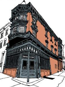 Brooklyn Inn (BOERUM HILL, BROOKLYN) BY JOHN TEBEAU