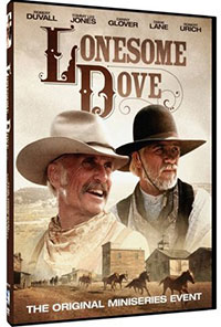 Lonesome Dove miniseries collection