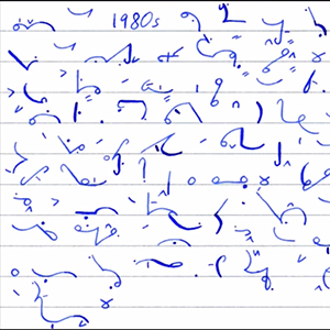 shorthand sample