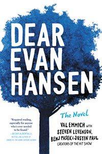 Dear Evan Hansen book cover