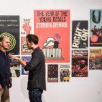 Student power exhibit