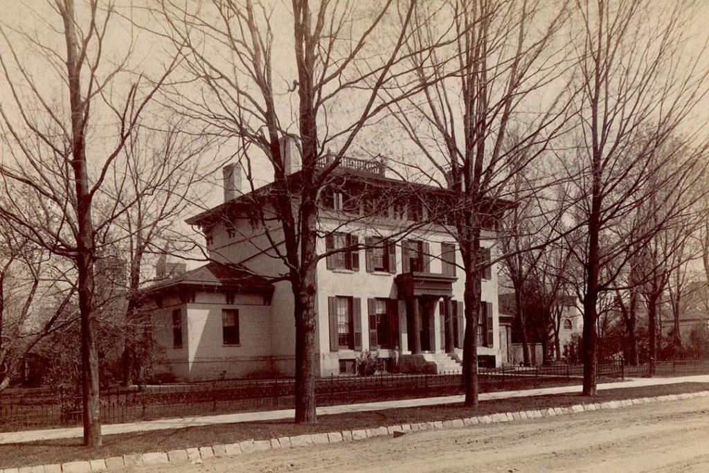 1890, Presidents Residence