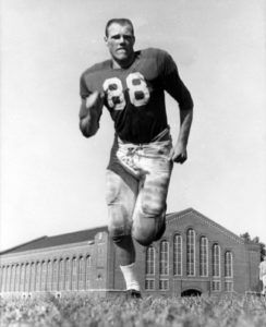 Bill Freehan, the football player