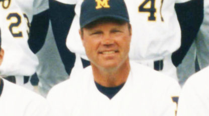 Bill Freehan in the '90s