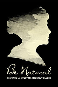 Be Natural poster