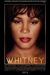 Whitney documentary poster