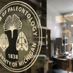 Original Museum of Paleontology office.