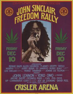Free John Sinclair poster