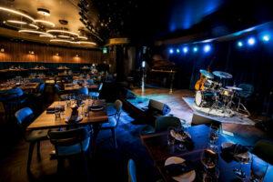 Interior, Blue Llama Jazz Club