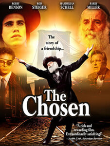 The Chosen movie poster