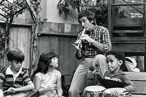 McGrath plays flute