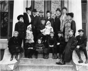 President Angell's Family