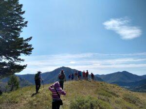 Battle Mountain Hike (Image: Alison Torres Burtka.)