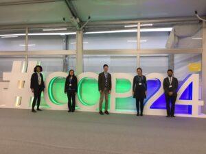COP Student delegation, 2018