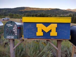 Block M at Camp Davis (Image: Jeff Burtka.)