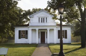 Robert Frost House at Greenfield Village