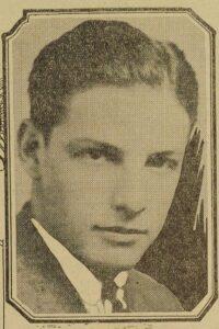 Valentine Davies in 1925
