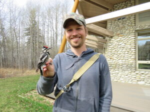 University of Michigan biologist Brian Weeks