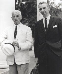 Faulkner with Blotner