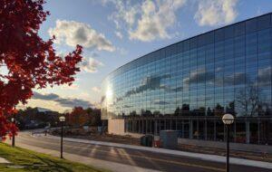 Ford Motor Company Robotics Building in early November, 2019. Courtesy UM::Autonomy.