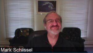 Mark Schlissel, 2020, video screen