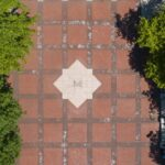 The number of commercial drones is expected to double by 2024 according to the FAA. Campus legend has it that if you step on the Block M you will flunk your first blue book exam, hence why many students diligently avoid trodding on the marker. Image credit: Roger Hart, Michigan Photography