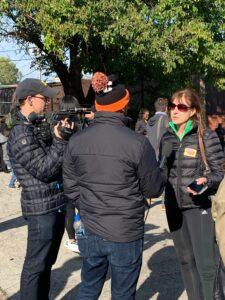Brewster interviews
