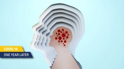 The mind and COVID
