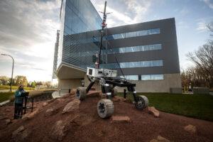 Mars Rover