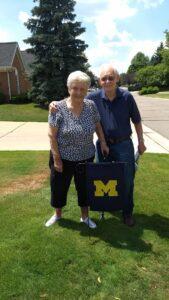 Mary & Richard Balogh