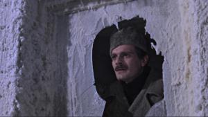 Omar Sharif in Dr. Zhivago