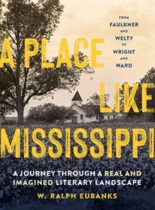 Cover art, A Place Like Mississippi
