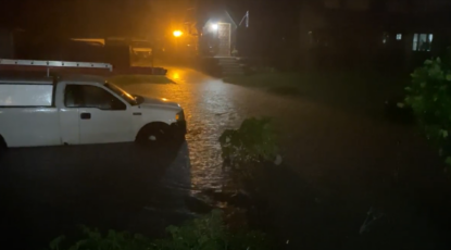 Flooding in Southeast Michigan Summer 2021
