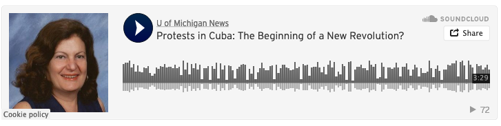 Protests in Cuba: The Beginning of a New Revolution?