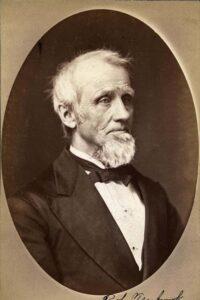 Portrait of Andrew Ten Brook